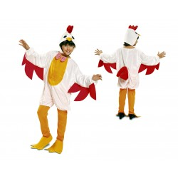 Disfraz de Gallina Infantil