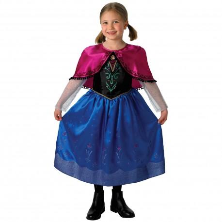 Disfraz Anna Deluxe Infantil