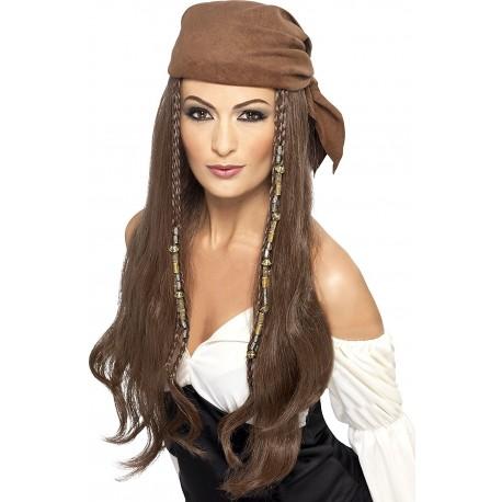 Peluca de Pirata Chica
