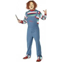 Disfraz de Chucky Adulto
