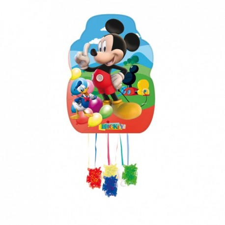 Piñata Perfil Mickey Club House