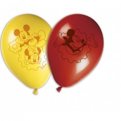 Globos Mickey Mouse 8uds
