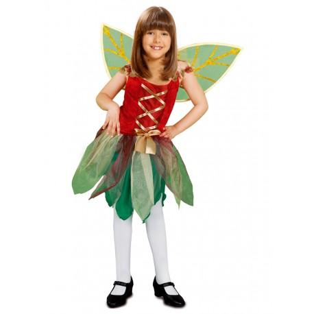 Disfraz de Hada del Bosque Infantil
