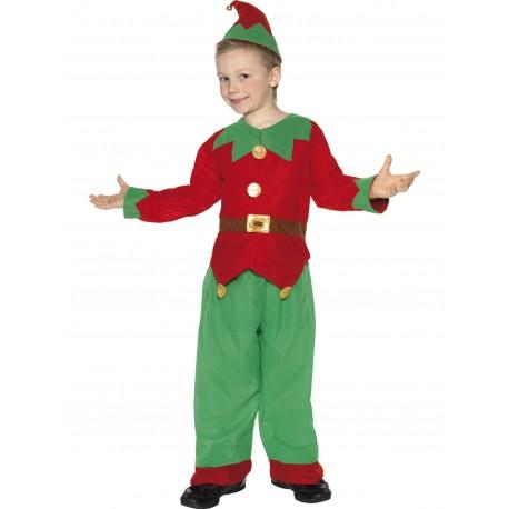 Disfraz de Elfo Unisex Infantil