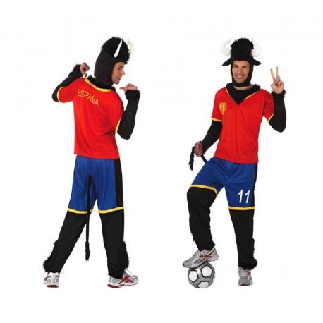 Disfraz de Toro Futbolista