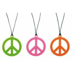 Collar Simbolo de la Paz