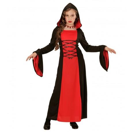 Disfraz Dama Gotica Infantil