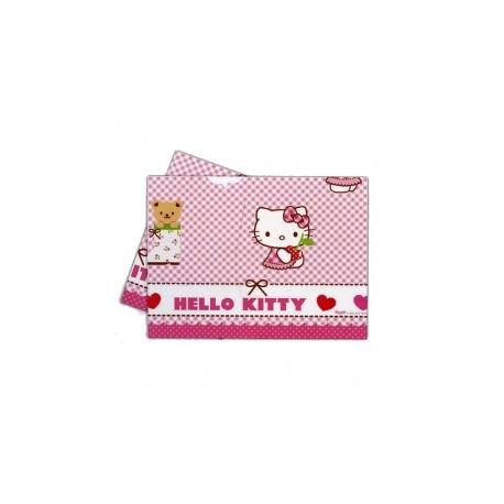 Mantel Hello Kitty 180x120cm