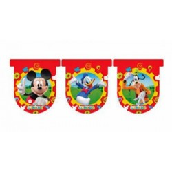 Banderin Mickey Clubhouse
