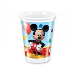 Vasos Mickey 8uds