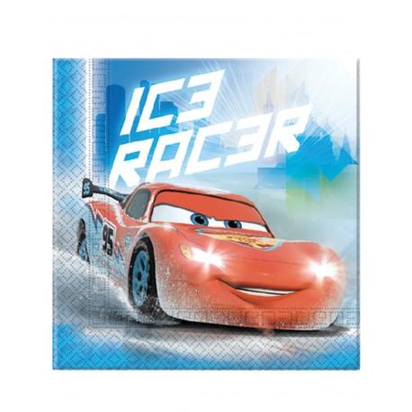 Servilletas Cars Ice