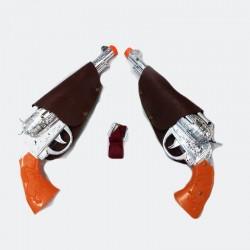 Cartucheras 2 pistolas