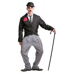 Disfraz de Chaplin