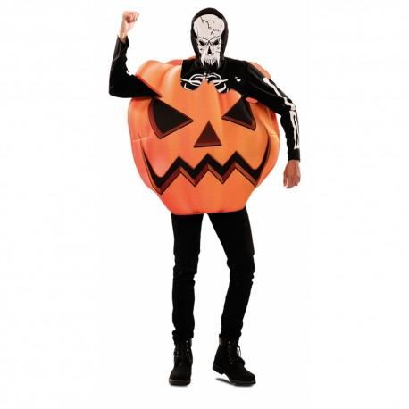 Disfraz de Calabaza Esqueleto