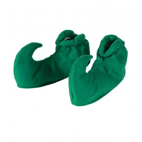 Cubre zapatos elfo verde