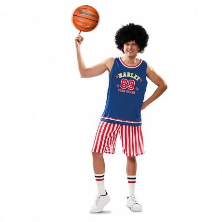 Disfraz Jugador de Basket Adulto
