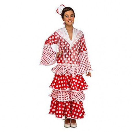Disfraz Flamenca Sevilla infantil