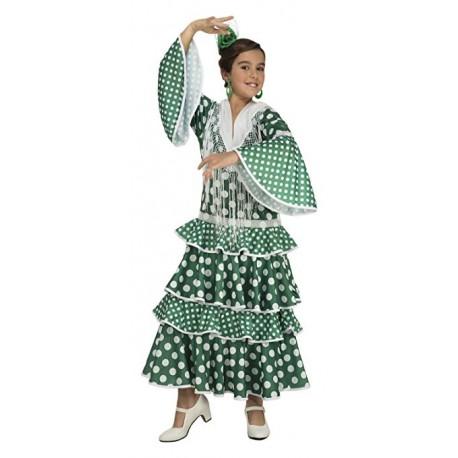 Disfraz Flamenca Giralda infantil
