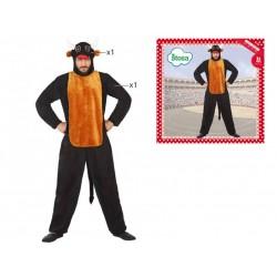 Disfraz Adulto Toro negro