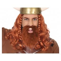 Barba de Vikingo.