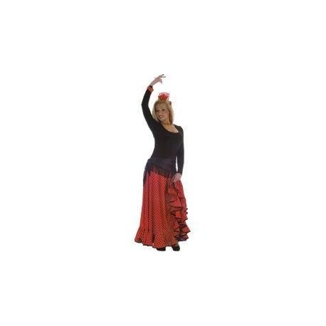 Falda Flamenca de Lunares M / L