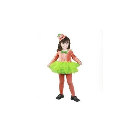 Disfraz de Calabaza vestido Infantil