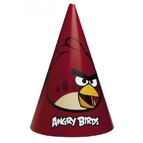 Gorros Angry Birds