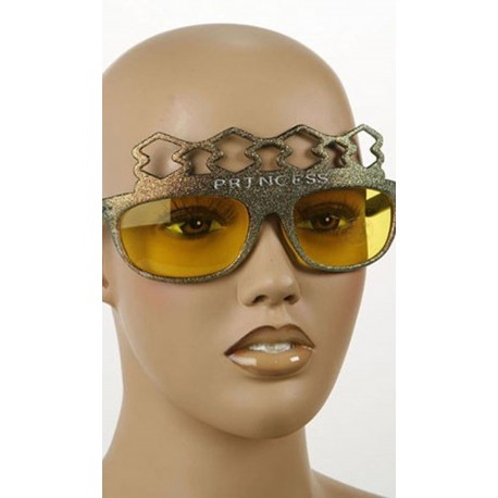 Gafas Pricess Oro
