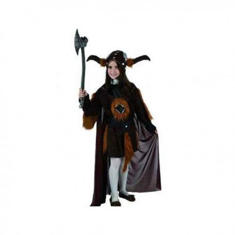 Disfraz Vikinga Marron
