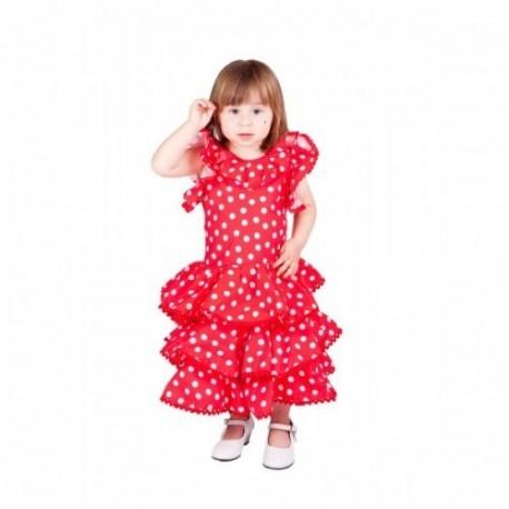 Disfraz de Sevillana Bebe