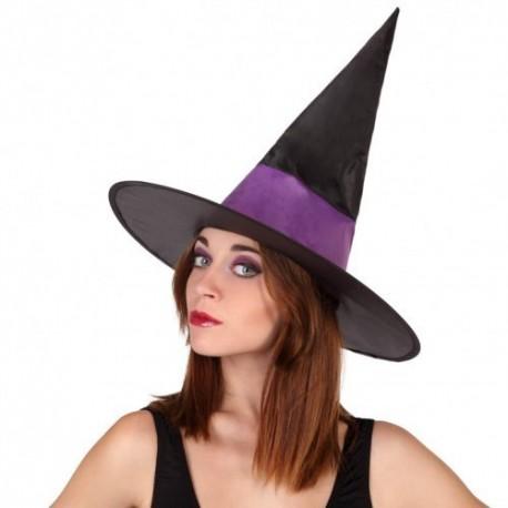Sombrero  de Bruja Asulto