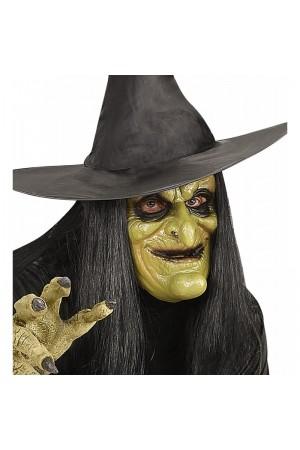 Mascaras de Bruja para Halloween